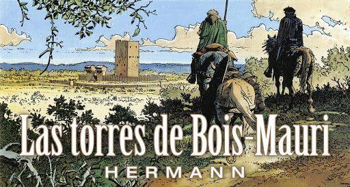 Las torres de Bois Maury, Hermann – Integrales