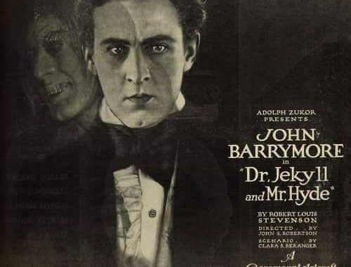 Jekyll and Mr. Hyde