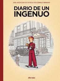Spirou, Diario de un ingenuo.