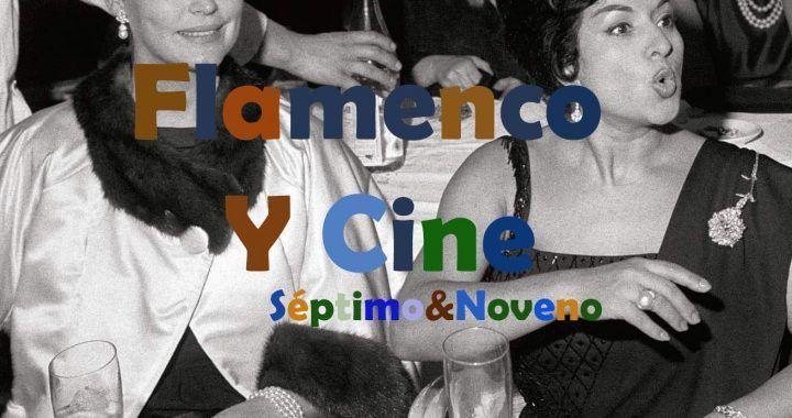 Flamenco y cine de Carlos Aguilar y Anita Haas.