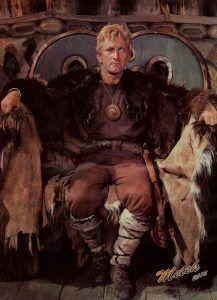 Los vikingos, Richard Fleischer