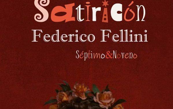 Satiricón de Federico Fellini