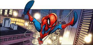 Marvel Action. Spiderman