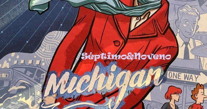 Michigan de Ponent Mon reseña Cómic