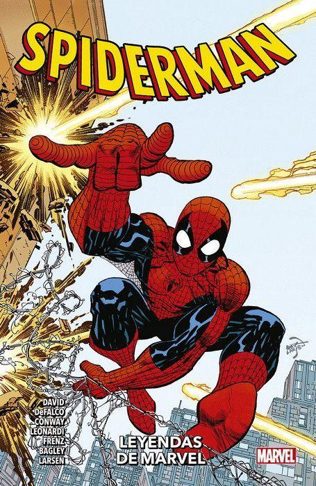 Spiderman: Leyendas de Marvel- reseña