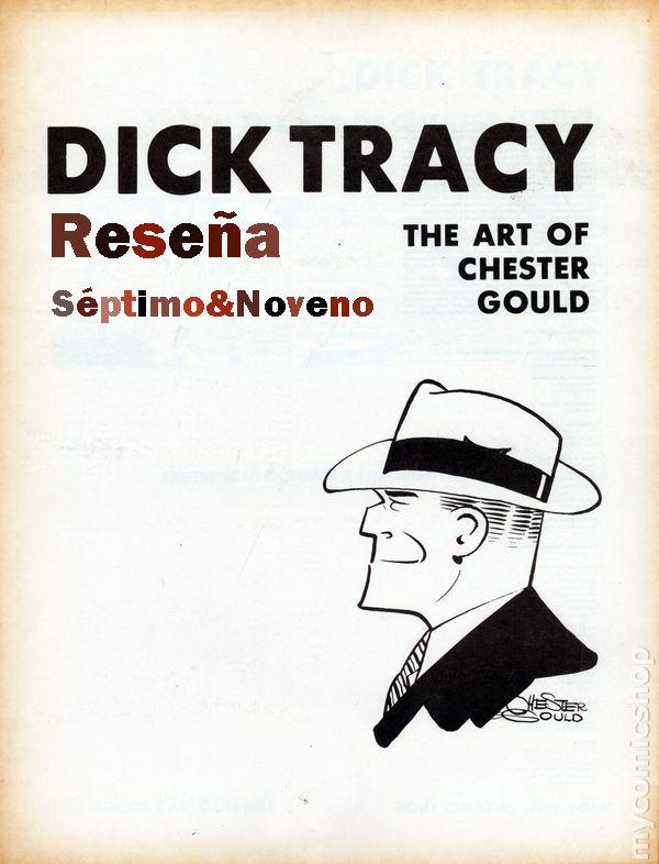 dick tracy reseña