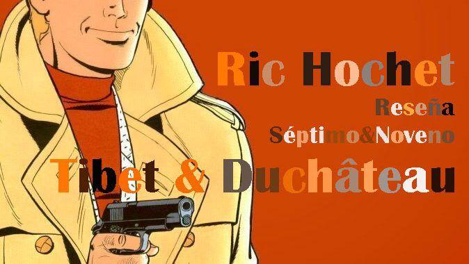 Reseña Eric Hochet