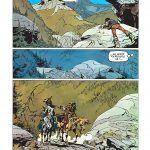 Buddy-Longway reseña viñetas