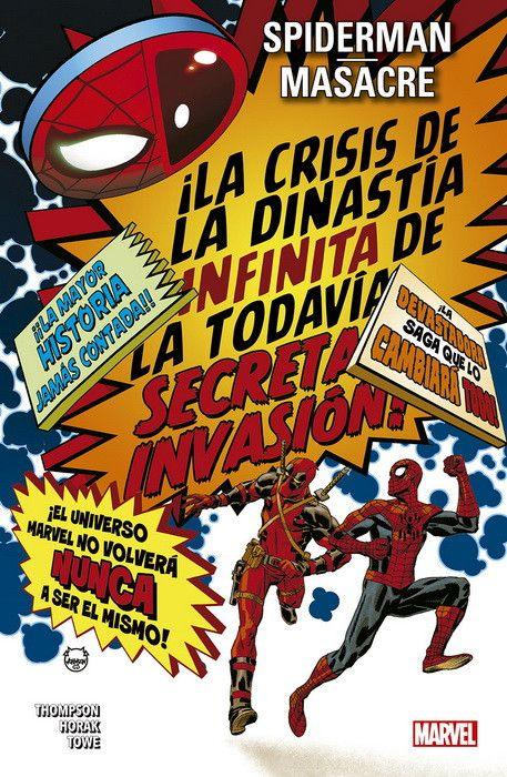 Spiderman, Masacre 7&9 Reseña