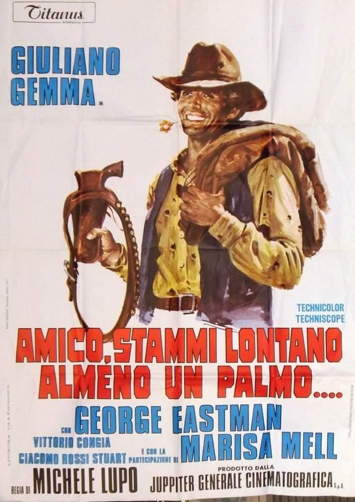 iuliano Gemma carteles películas