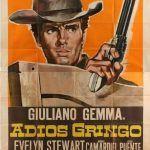 iuliano Gemma: Una tierra, una espada y una pistola carteles película