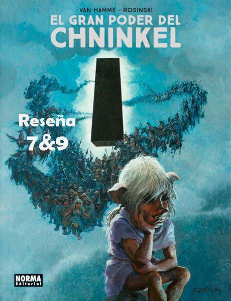 Reseña El gran poder de Chninkel