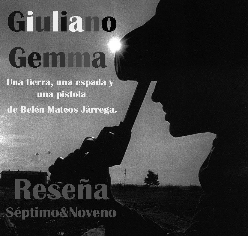 iuliano Gemma: Una tierra, una espada y una pistola reseña
