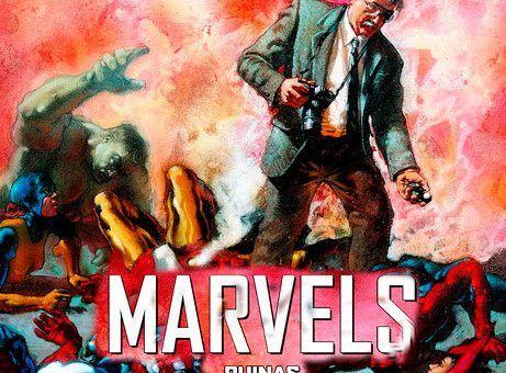 Reseña Cómic Marvels.Ruinas
