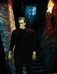 Reseña. La huella de Frankenstein