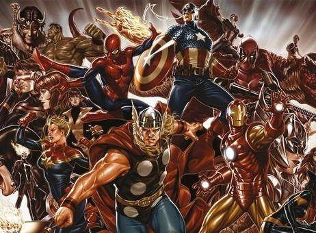 reseña Decadas Marvel