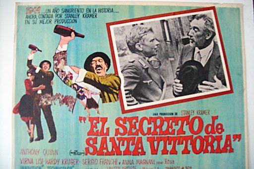El secreto de Santa Vittoria . Reseña Cine