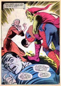 Peter Parker, Spider-Man: Reseña