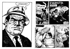 Reseña de Evaristo.