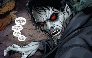 Morbius Reseña Cómic