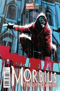 El hombre llamado Morbius