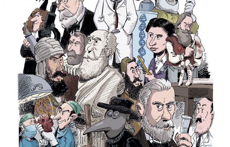 Reseña La increíble historia de la medicina
