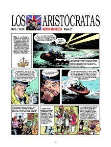 Reseña de Los aristócratas
