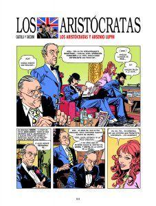 Los aristócratas reseña