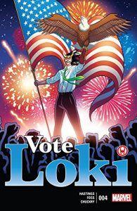 HÉROES MARVEL. Vota a Loki